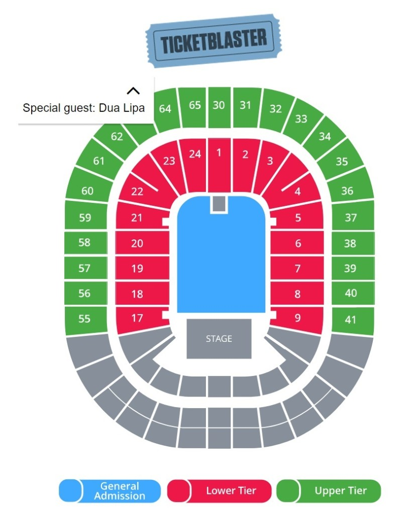Rod laver arena seating rod laver arena floor plan - Bruno Mars Melbourne Wednesday 7th March