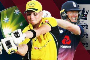 ODI Perth - Australia V England